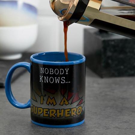 Superhero-koffietas