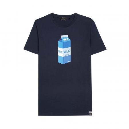 T-shirt met melkfles