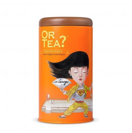 Gemberthee Energinger van Or tea?