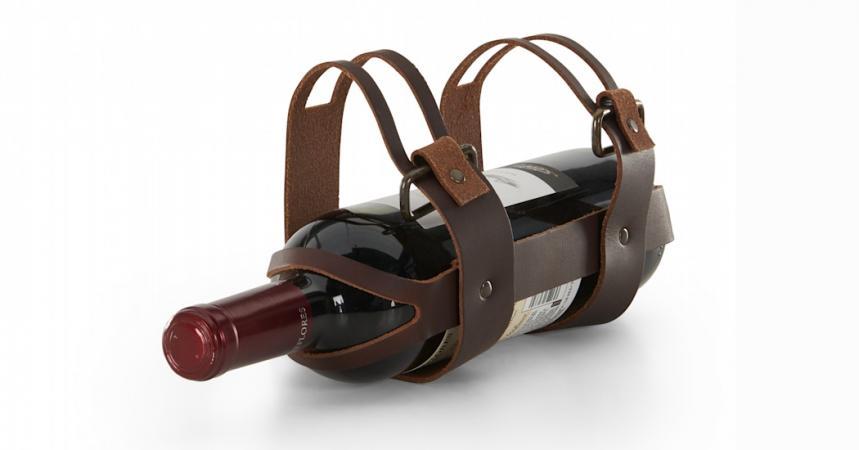 Wijnfleshouder voor je fiets