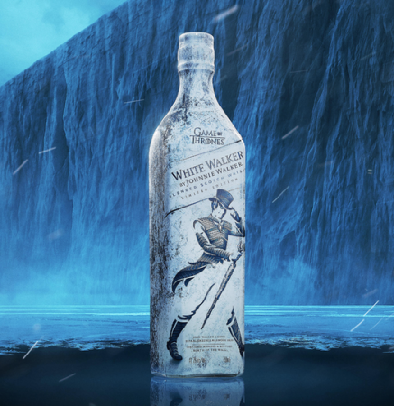 White Walker by Johnnie Walker (Game of Thrones)