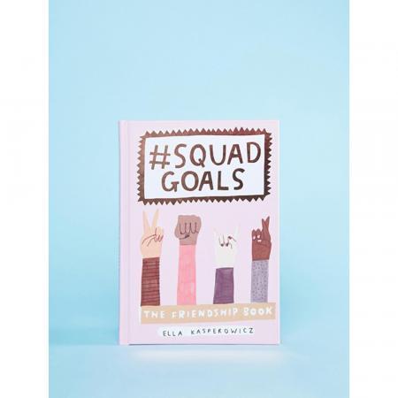 Vriendinnenboek met quotes en 'galender'