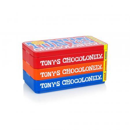 Pakketje chocolade