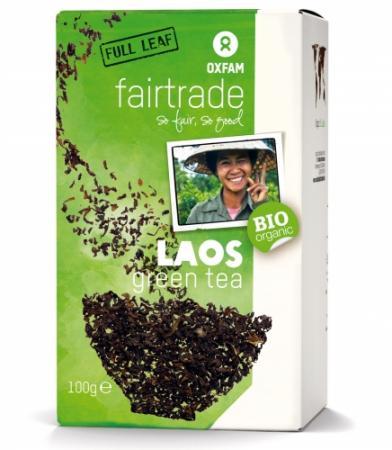 Losse groene thee uit Laos (100 g)