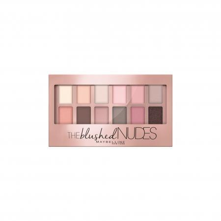 The Blushed Nudes Oogschaduwpalette