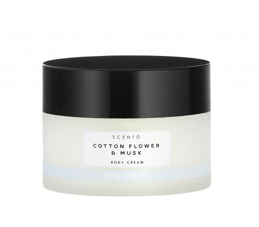 Body Cream 'Cotton Flower & Musk'