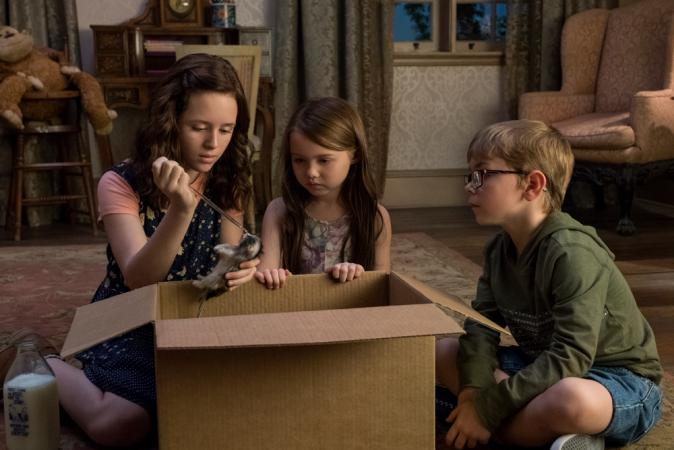 7. The Haunting of Hill House