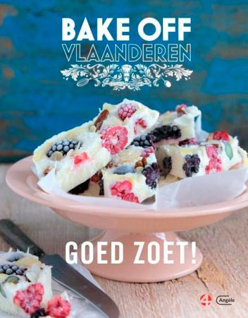 Kookboek Bake Off Vlaanderen