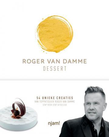 Kookboek Roger van Damme Desserts