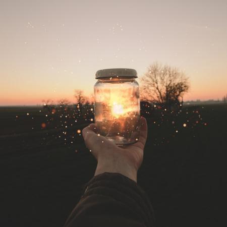 Feel good jar