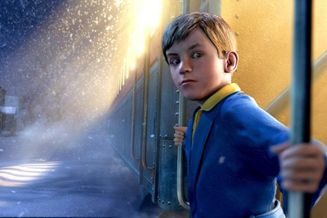 10. The Polar Express