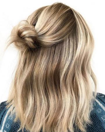 Le blond sable