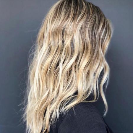 Le blond vanille