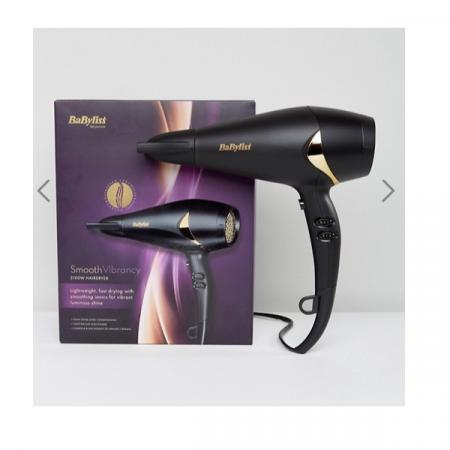 BaByliss Smooth Vibrancy Hairdryer