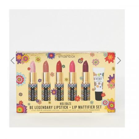 Smashbox Holidaze Be Legendary Lipstick Set
