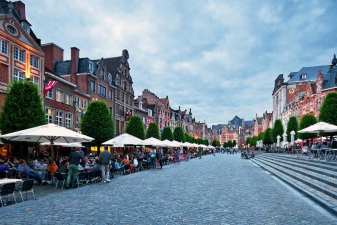 Louvain – pour les amateurs de bières