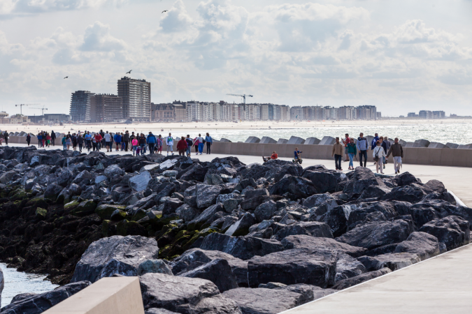Ostende – pour prendre un bon bol d'air