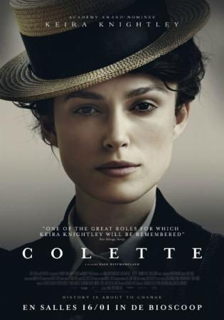 Colette, avec Keira Knightley