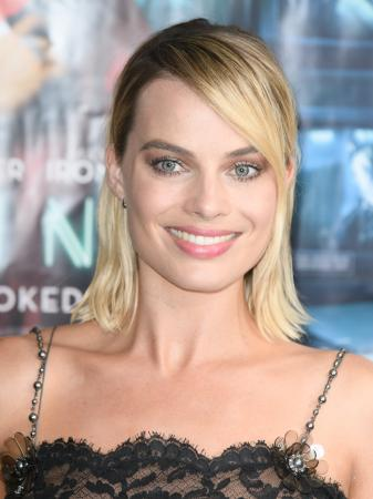 De bles is back: Margot Robbie
