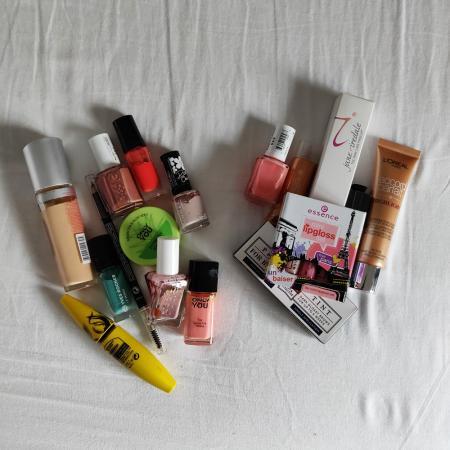DAG 17: make-up en nagellak