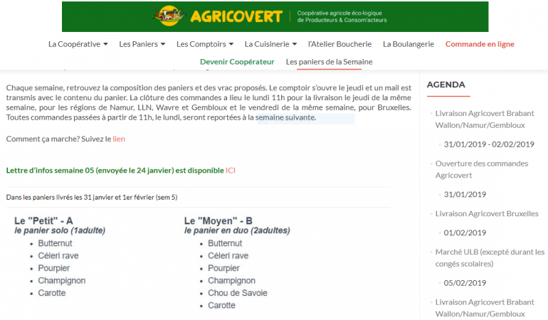 Agricovert