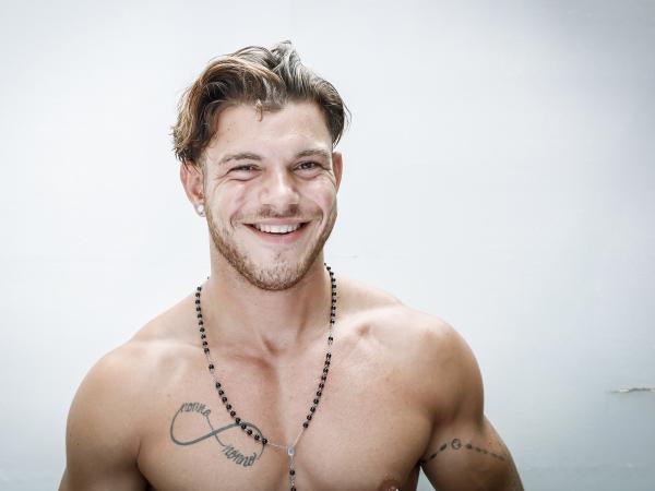 Giorgio (23) uit Genk