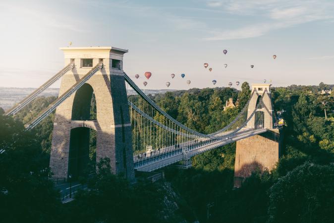 2. Bristol, Engeland