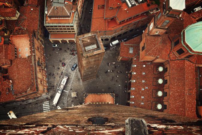 1. Bologna, Italië