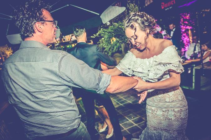 De vader-dochterdans