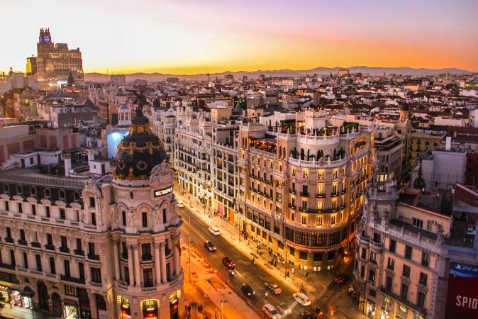 11. Madrid