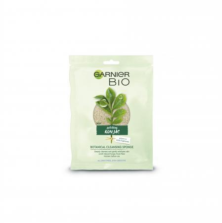 KONJAC Éponge végétale nettoyante