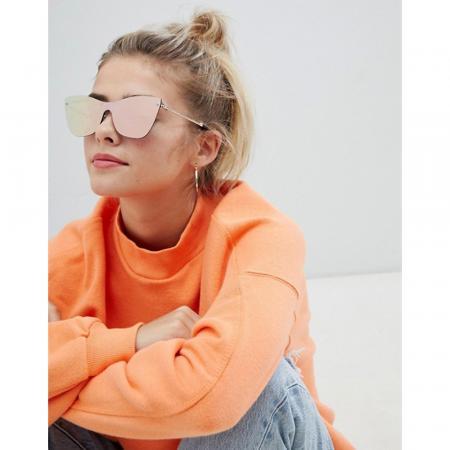 Les lunettes de soleil futuristes
