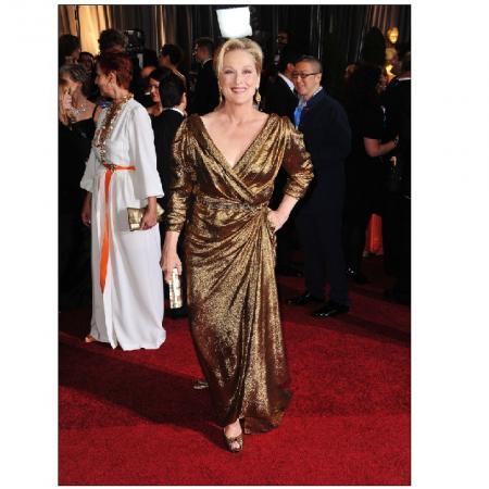 Meryl Streep in 2012