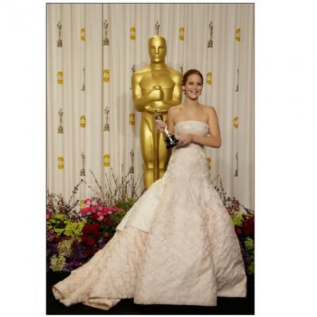 Jennifer Lawrence in 2013