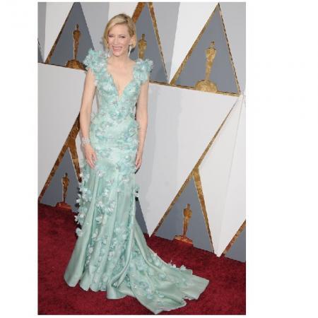 Cate Blanchett in 2016