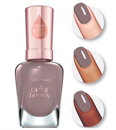 SHOP THE LOOK: grijze manicure