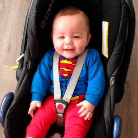 Lucas (7 maanden)