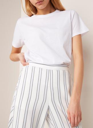 Het witte T-shirt