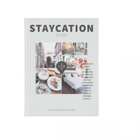 Boek staycation