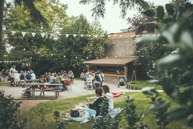 Alix Table Jardin