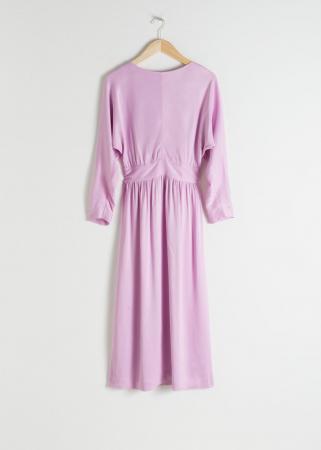 Longue robe