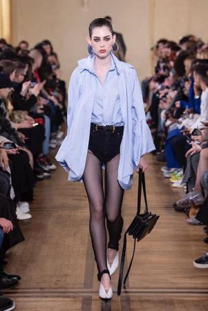 La culotte en jeans