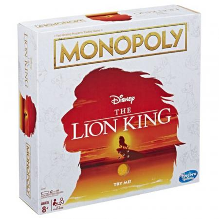 'The Lion King'-Monopoly