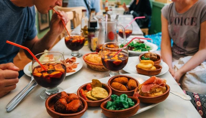 Zeker niet vergeten: genieten van al het lekkers dat Mallorca je te bieden heeft
