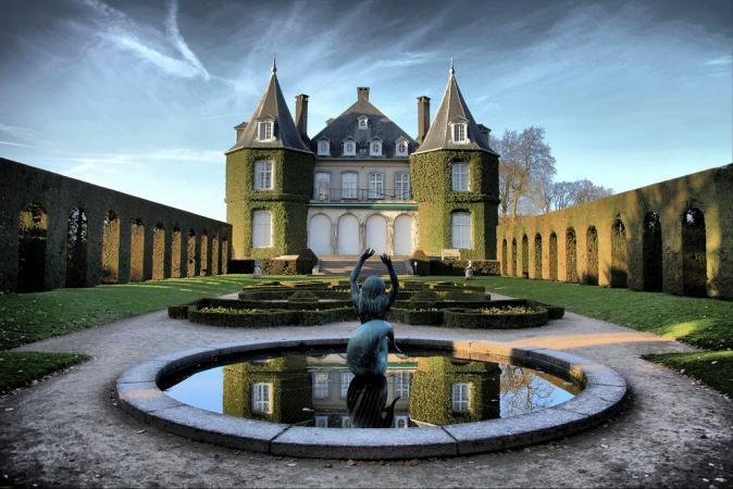 Château de La Hulpe – La Hulpe