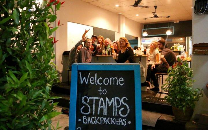 Stamps Backpackers