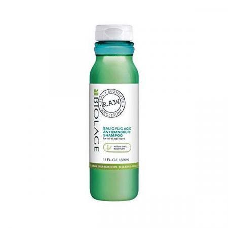 R.A.W. salicylic acid anti-dandruff shampoo (325 ml)