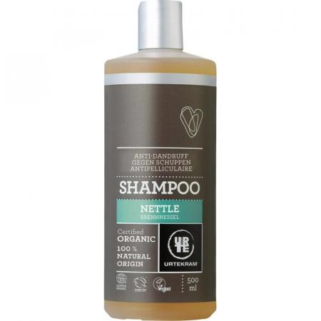 Natuurlijke anti-roos shampoo op basis van brandnetel (500 ml)