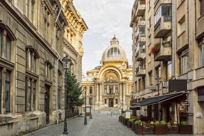 5. Boekarest, Roemenië