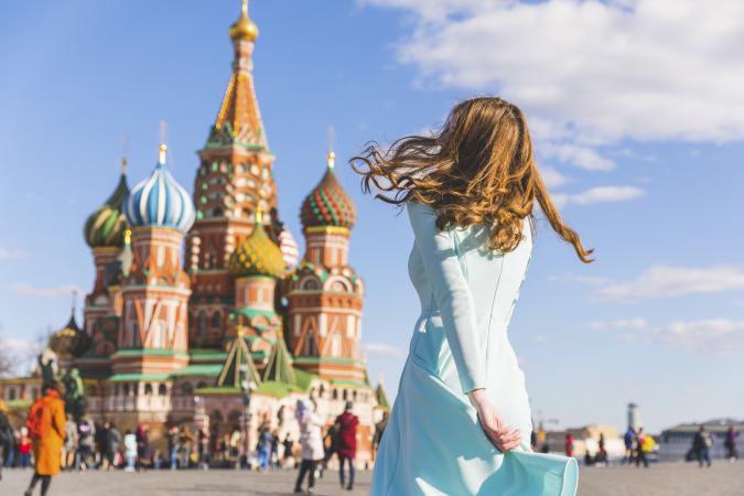 9. Moskou, Rusland